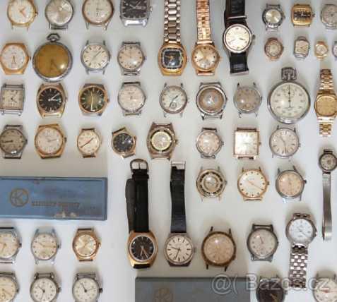 c86a2869f01 Koupím staré hodinky