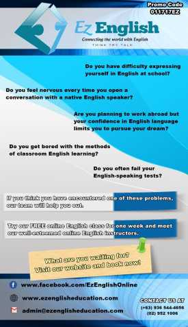 Ez English- Learn English Online